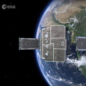 Солнечный орбитальный аппарат